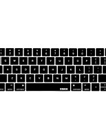 XSKN English Language Silicone Keyboard Skin Touch Bar Version New Macbook Pro 13.3/15.4US Layout