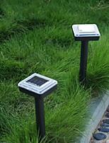2PCS Solar Pest Repeller for Outdoor Garden Solar Power Mole Repeller Sonic Wave Mouse Repellent