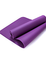 Yoga Mats Ecológico Sem Cheiros 8.0 mm Roxa Other