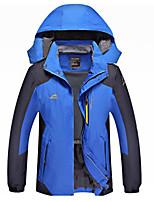 Wandern Softshell Jacken UnisexWasserdicht / Atmungsaktiv / Rasche Trocknung / Windundurchlässig / tragbar / Ultra-leichter Stoff /
