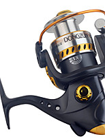 Fishing Reel Spinning Reels 2.6:1 13 Ball Bearings Exchangable General Fishing-DF3000