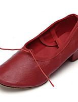 Sapatos de DançaFeminino-Personalizável-Moderna