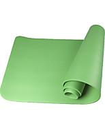 Йога коврики Экологию Без запаха Толстые 20 мм Зеленый Фиолетовый Розовый Синий Other