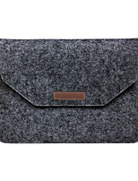 The New black  Felt Bag for MacBook AIR11.6/13.3 Air/13.3 Retina/13.3 Pro