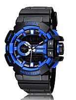 OHSEN Men's Sports Multifunctional Digital Display And Waterproof Watch