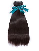 Tissages de cheveux humains Cheveux Indiens Droit 12 mois 3 Pièces tissages de cheveux