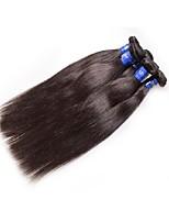 wholesale brazilian straight hair 1kg 10bundles lot brazilian virgin human hair weaves natural black color no shedding no tangles 8a grade