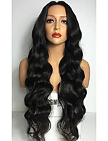 100% Human Hair Lace Front Body Wave Wigs For Women Brazilian Virgin Hair Lace Wigs With Baby Hair Lace front Wig