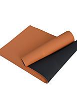 Tapis de Yoga Ecologique Sans odeur 6 mm Rouge Bleu Orange Violet Other