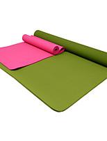 Tapis de Yoga Ecologique Sans odeur 8.0 mm Vert Other