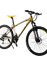 Mountain Bike Cycling 21 Speed 26 Inch/700CC SHIMANO Disc Brake Suspension Fork Aluminium Alloy Frame Ordinary/Standard Aluminium