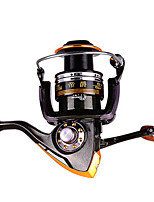 Fishing Reel Spinning Reels 2.6:1 13 Ball Bearings Exchangable General Fishing-DA3000