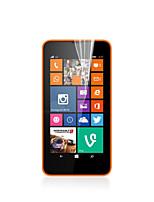 grande transparence protecteur d'écran HD LCD pour Nokia 635 (3 pièces)
