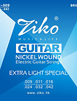 ZIKO Electric Guitar strings guitar parts musical instruments Accessories