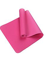 TPE Йога коврики Экологию Без запаха 7 мм Розовый Other