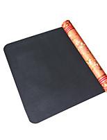 Йога коврики Экологию Без запаха 6 мм Черный Other
