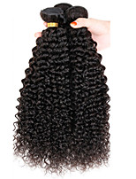 Natural Color Hair Weaves Vietnamese Texture Kinky Curly 12 Months 3 Pieces hair weaves