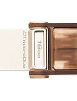 Kingston USB 3.0 Dual OTG  Flash Drive DTDUO3 For Android Phone 16GB Mini Usb Flash Drive Original