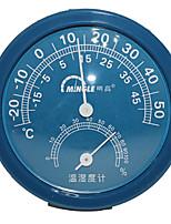 couleur aléatoire ming haute TH108 ménage température et humidité intérieure mètre un hygromètre preciseness mini température
