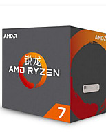 Ryzen 7 1700 x 3.4 GHz processeur boîtier d'interface 8 am4 nucléaire de dragon forte amd