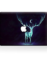 For MacBook Air 11 13/Pro13 15/Pro with Retina13 15/MacBook12  Sika Deer Decorative Skin Sticker