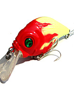 1 pcs Hard Bait Yellow Red 10 g Ounce mm inch,Plastic General Fishing