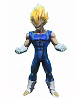 Anime Action Figures Inspired by Dragon Ball Vegeta PVC 19 CM Model Toys Doll Toy 1pc