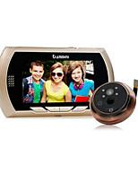 danmini смарт-цифровой телезритель двери глазок камеры цветной экран ночного видения