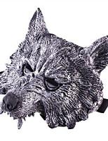 Маски на Хэллоуин Голова волка Спорт и отдых на свежем воздухе 1