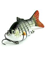 1 pcs Hard Bait Hard Bait Random Colors g/Ounce mm inch,Plastic General Fishing