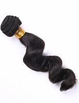 Tissages de cheveux humains Ondulation naturelle 1 Pièce tissages de cheveux