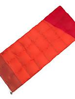 Sleeping Bag Rectangular Bag Single 5 10 15 Duck Down80 Camping OutdoorMoistureproof/Moisture Permeability Waterproof Breathability