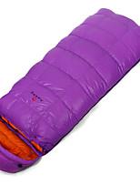 Schlafsack Rechteckiger Schlafsack Einzelbett(150 x 200 cm) -12 Enten Qualitätsdaune 220X85