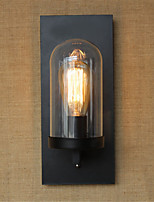 AC 220-240 40 E27 Country Retro Painting Feature for Bulb Included Eye Protection,Ambient Light Wall Sconces Wall Light