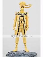 Anime Action Figures Inspired by Naruto Naruto Uzumaki PVC 25.5 CM Model Toys Doll Toy 1pc