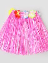 Belly Dance Performance Dress Children's Performance Polyester Splicing 1 Pieces Kid's Dancewear Skirt Green/Fuchsia/Blue/Yellow/Red