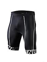 MYSENLAN® Shorts para Ciclismo Homens Secagem Rápida Respirável Moto Elastano Clássico Verão