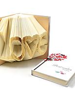 Personnages Vacances Papier Moderne/Contemporain Tous les jours,Cadeaux Intérieur Accessoires décoratifs