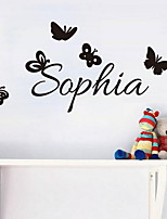 Shapes Wall Stickers Plane Wall Stickers Decorative Wall Stickers,Vinyl Material Home Decoration Wall Decal
