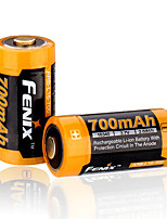 Fenix 16340 700mAh 3.7V  Li-ion Rechargeable Battery-ARB-L16-700