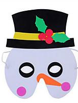 Мультяшная маска Снеговик Спорт и отдых на свежем воздухе 1