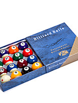 OXHORN Billiard balls Pool Standard Size 2 1/4 Regulation 2.25 Full Table Set High Quality