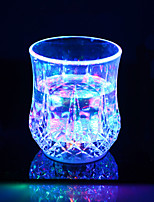 1 Pcs Colorful Water Induction LED Flash Party Pineapple Cup
