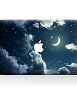 For MacBook Air 11 13/Pro13 15/Pro with Retina13 15/MacBook12  Starry Sky Decorative Skin Sticker