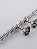 Double Toilet Paper Holder / BrushedStainless Steel /Contemporary