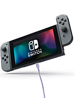 Chargers For Nintendo Switch Host Magnetic Ring Fast Charging Cable 1.5 m