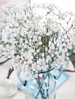 Set of 6 Wedding Babysbreath Flowers Bouquets for Lady High69cm