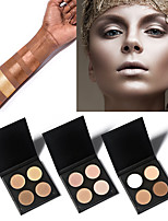 Repair Capacity Cosmetic Face Makeup Glitter Matte Powder Eye Shadow