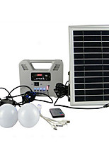 Courtyard Small Solar Lights with Multi-function Small Solar Radio