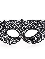 femmes sexy dentelle noire mascarade de halloween masque d'Halloween accessoires prop cosplay